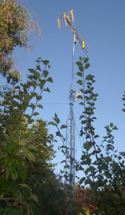 Torre antena Jacobo
