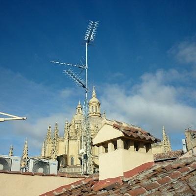 Antenas Segovia