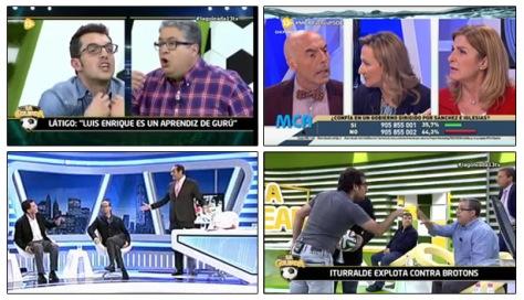 Montaje tensión 13TV