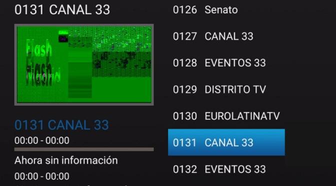 Polémica ante la utilización por parte de Canal 33 del múltiple 23 correspondiente a Castilla La Mancha Televisión en Toledo